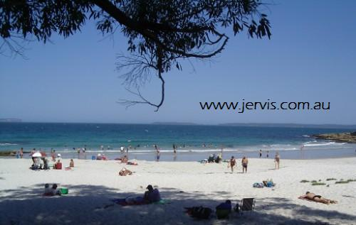 Blenhein Beach Jervis Bay