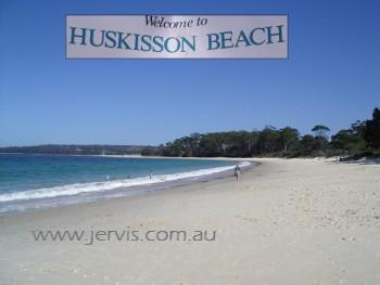 Huskisson Beach - Jervis Bay - Pet Friendly Beach