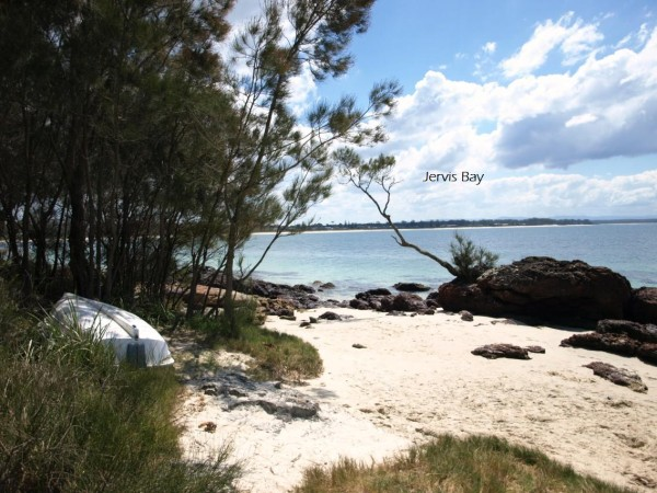 Orion Beach Jervis Bay