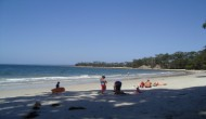 Orion Beach Jervis Bay tourist attraction