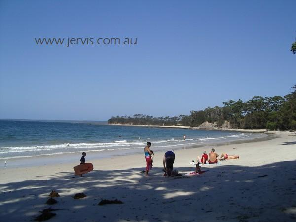 Child friendly Orion Beach Jervis Bay