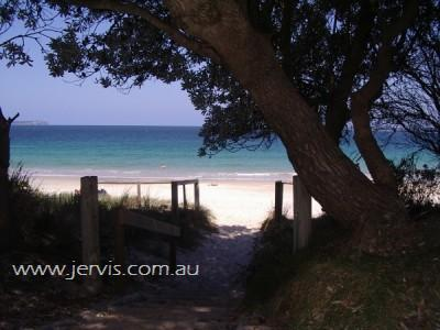Plantation Point Jervis Bay