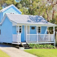 Accommodation Hyams Beach