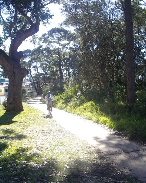 Jervis Bay Cycleway