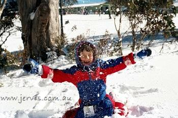 The family will love Jindabyne Cottage