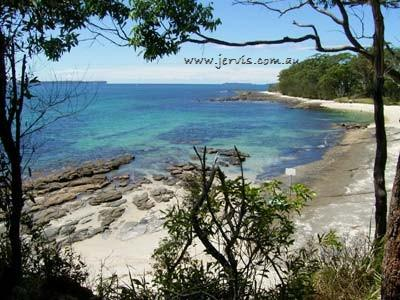 Sharknet Beach Huskisson
