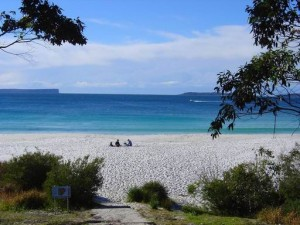 World class Hyams Beach jervis Bay just a short walk