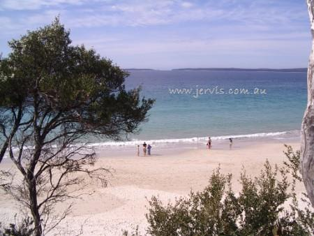 Nelson Beach Jervis Bay south coast NSW