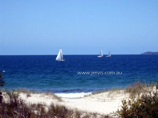 Collingwood Beach Jervis Bay