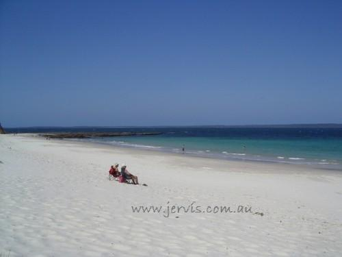 Don't like crowded beaches?? - Then Jervis Bay beaches are for you!