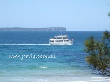 Cruises on Jervis Bay